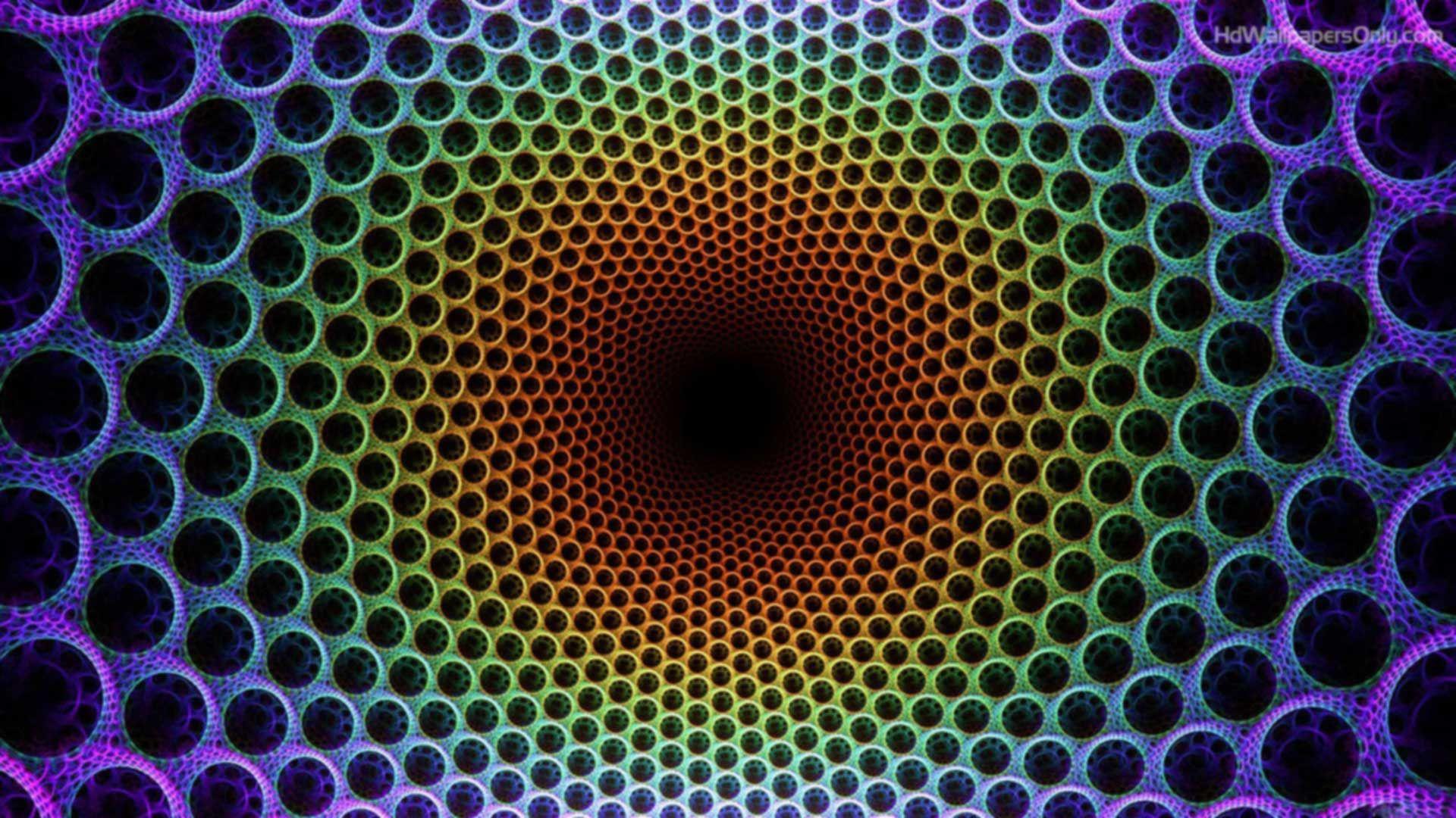 Free Optical Illusion Wallpaper Desktop