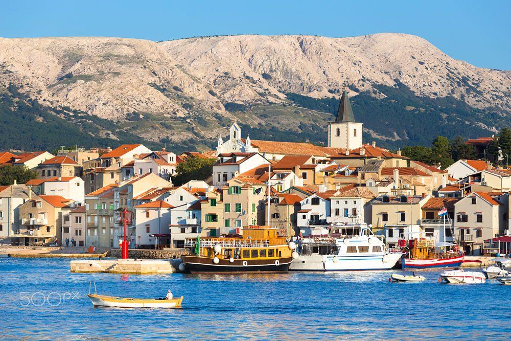 Baska, Krk, Croatia, Europe. by Matej Kastelic on 500px