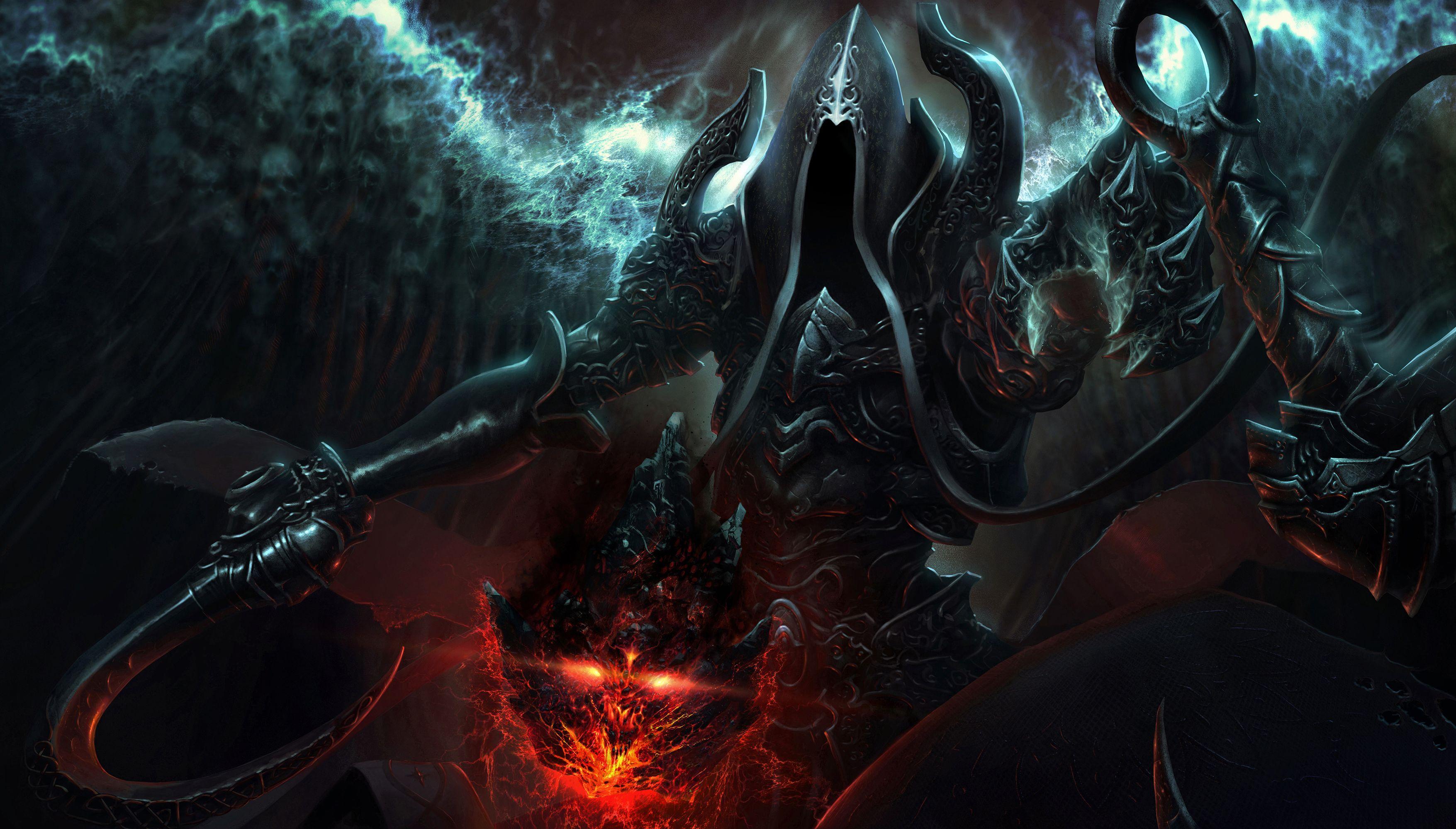 Diablo 3 Reaper of Souls Game Wallpaper Diablo III