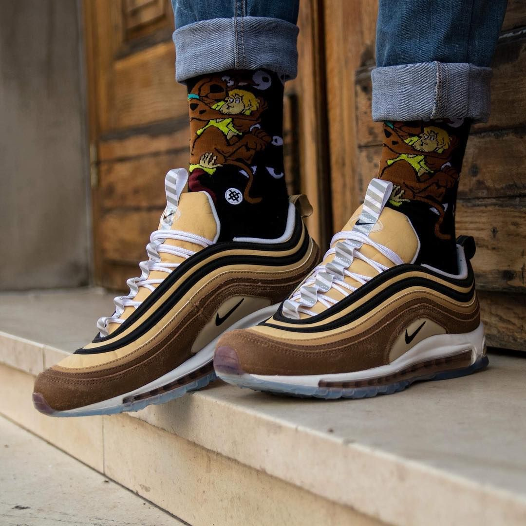 low priced 1002c 8d520 Nike Air Max 97 Ale Brown/Black-Elemental Gold available in ...
