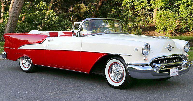 1955 Oldsmobile Super Eighty-Eight Convertible