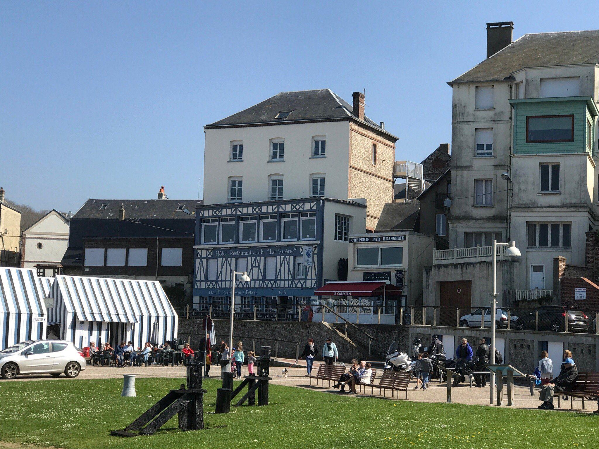 Ant Martina Franca hotel restaurant pub la sirene (yport, france) - reviews