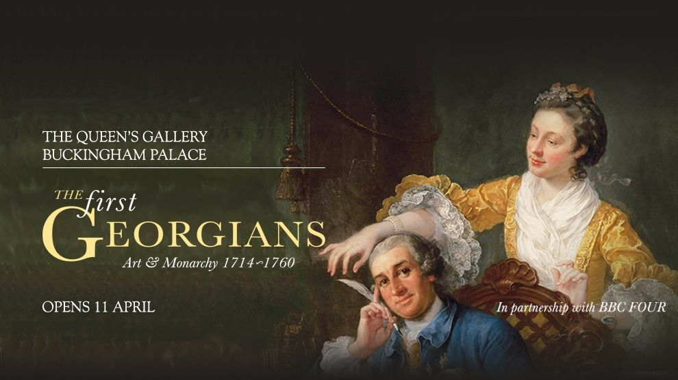 The First Georgians @ The Queen's Gallery (25/05/2014)