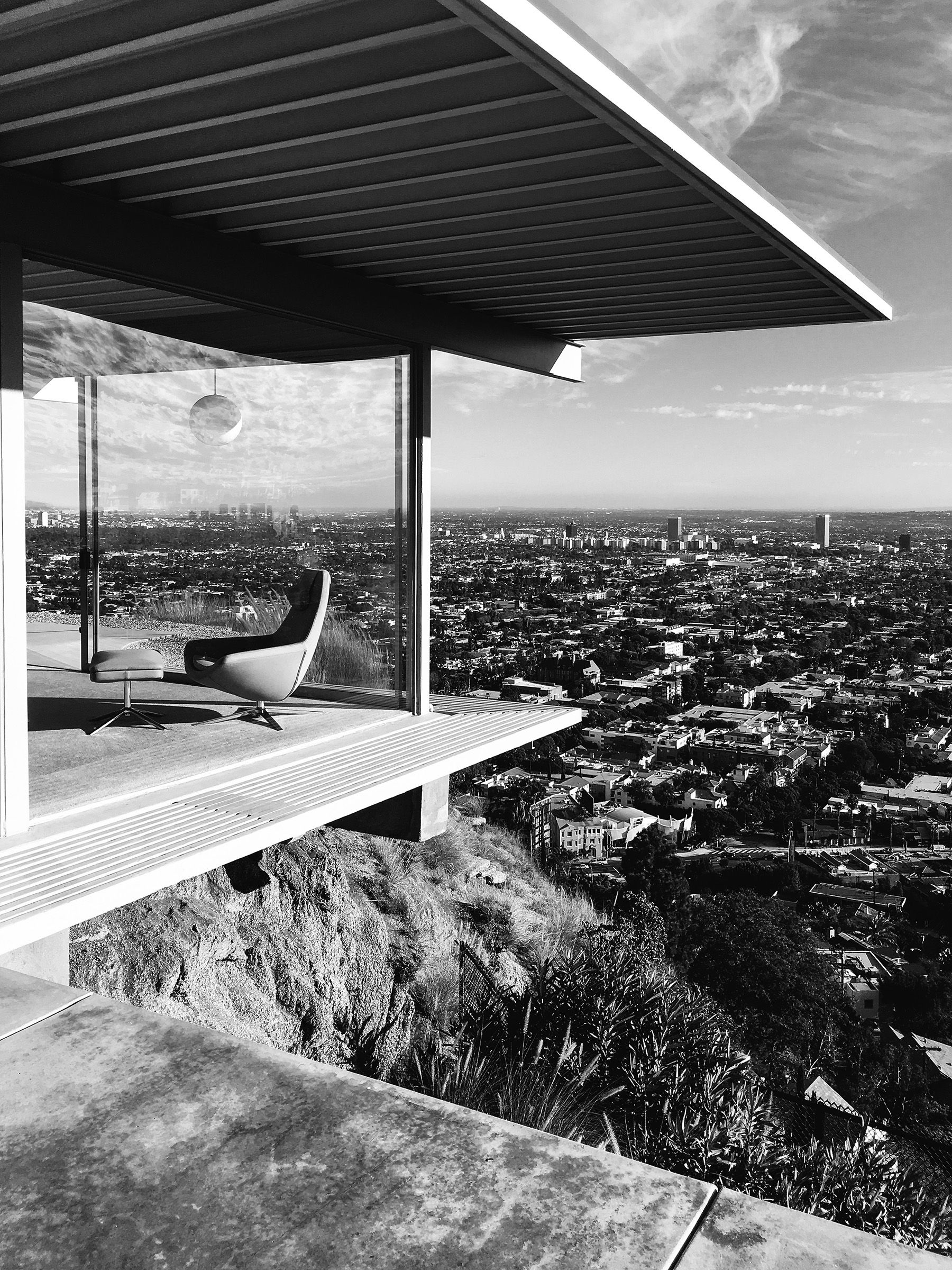 HOUSE | The Stahl House, Los Angeles, USA by Pierre Koenig ...