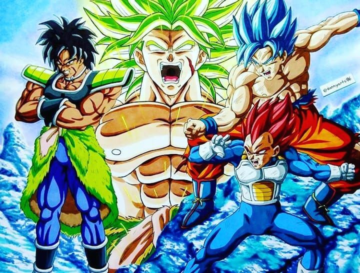 Dragonball Super Broly Stream