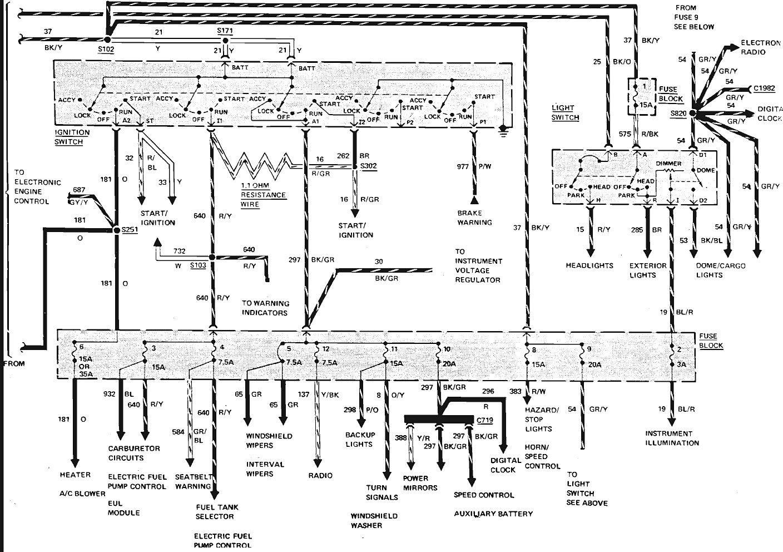 Fleetwood Wiring Schematic
