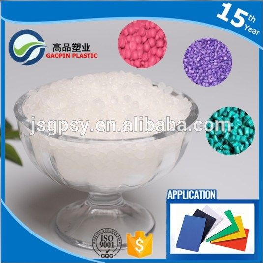 Class A pp plastic raw material modified polypropylene