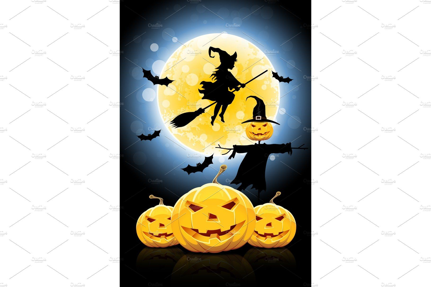 Halloween Funny Illustration With images Halloween
