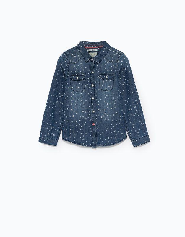 Lefties - camisa estampado - 0-405 - 05481104-I2016