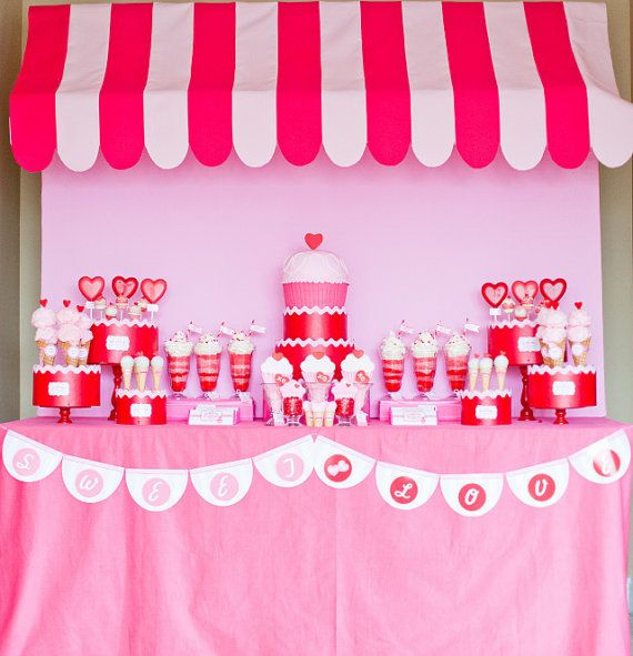 SWEET VALENTINES DAY Party