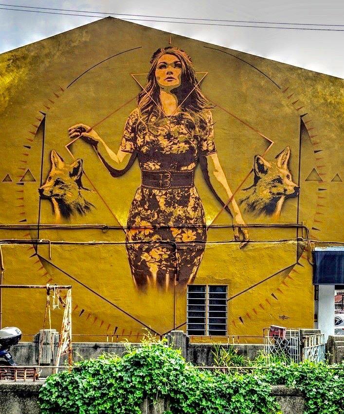 Tank Petrol - Malaysia   street art   Pinterest   Malaysia, Street ...