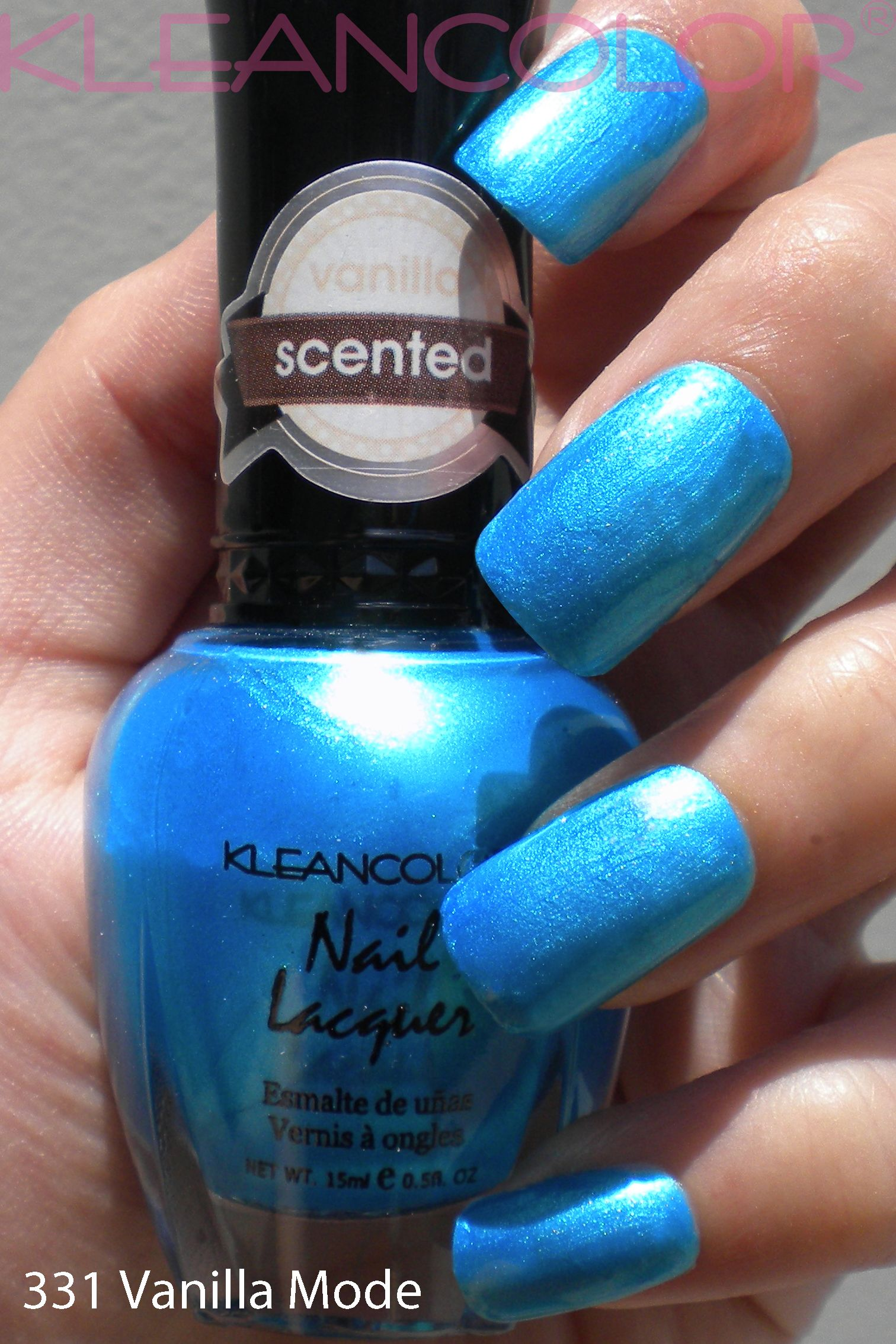331 Vanilla Mode #scentedpolish #fragrancepolish | Scented Nail ...