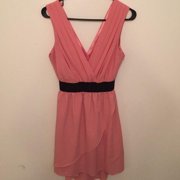 Charlotte Russe Pink Dress Size Medium Charlotte Russe Pink Dress Size Medium Charlotte Russe Dresses Midi