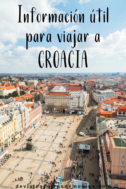Pin En De Viajes Por Croacia
