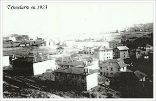 Tximelarre en 1923