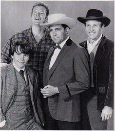 Iron Horse (1966–1968)  Cast and history: http://www.imdb.com/title/tt0059996/?ref_=fn_al_tt_1 Theme music: https://youtu.be/Npvb6dL-JHM