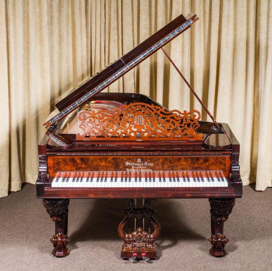 Vintage Steinway Pianos 46