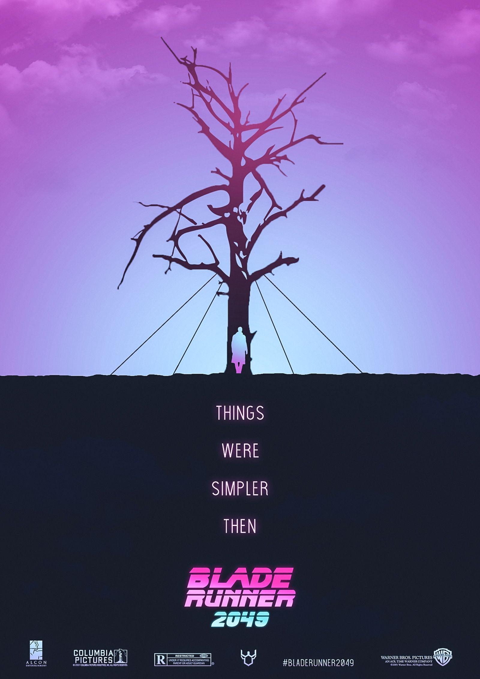 Blade Runner 2049 2017 1600 X 2263 Blade Runner Poster
