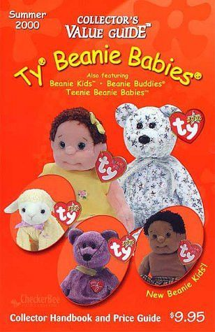 34fb6439ed1 Ty Beanie Babies Summer 2000 Collector s Value Guide
