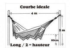Comment Bien Installer Un Hamac Hamac Hamac Diy