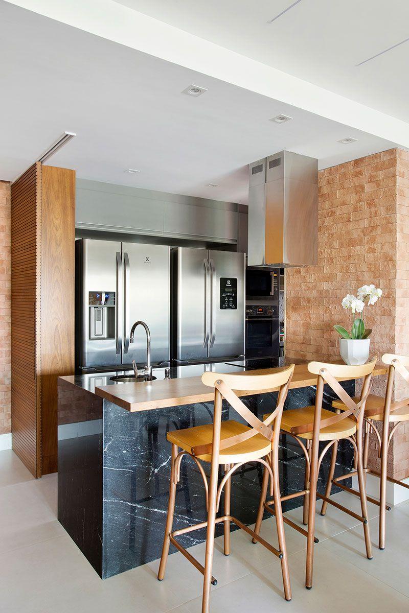 Reforma Completa Decoracao Cozinha Cozinhas Modernas Decoracao