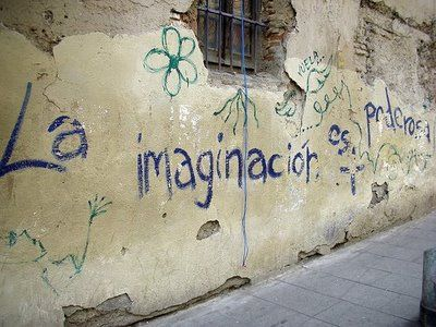The imagination is powerful