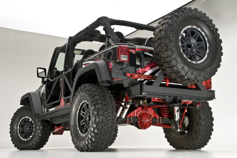 Press Release Dynomax Jk Performance Exhaust Special Lifted