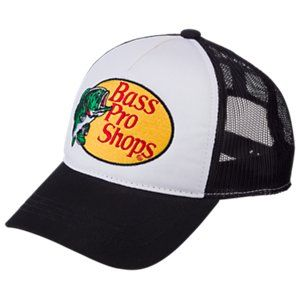 Bass Pro Shops Mesh Logo Trucker Hat for Kids -  9e8b5197534