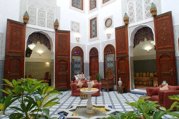 Exellent Home Design: Moroccan House