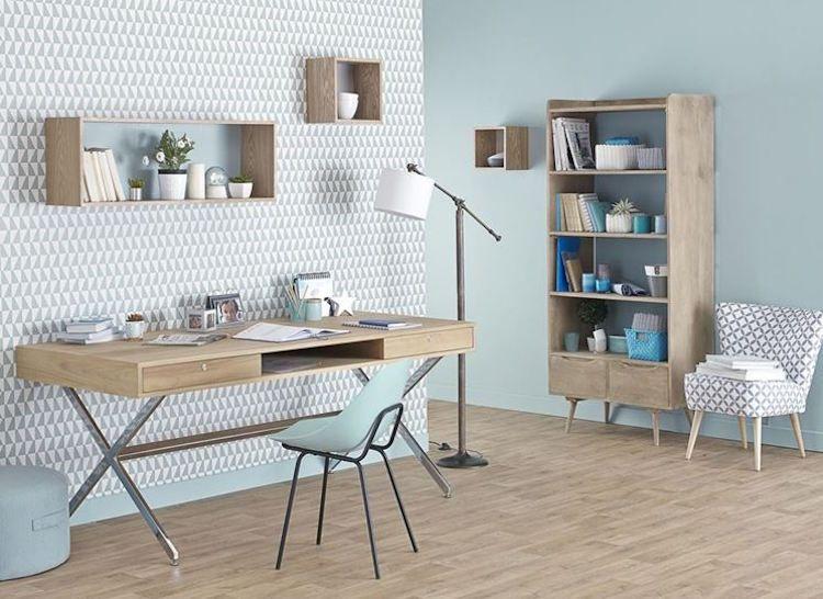 Table bureau moderne et peu encombrante 45 super modèles! bureaux