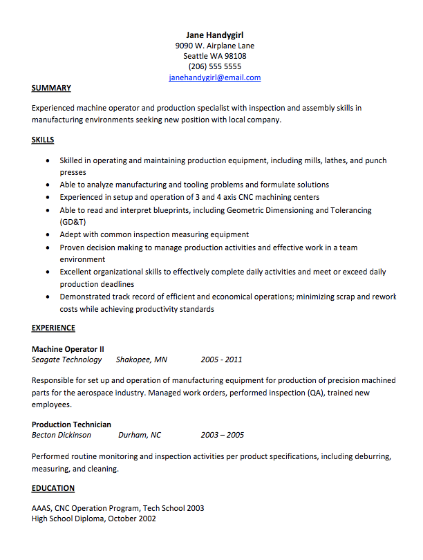Pin By Latifah On Example Resume Cv Sample Resume