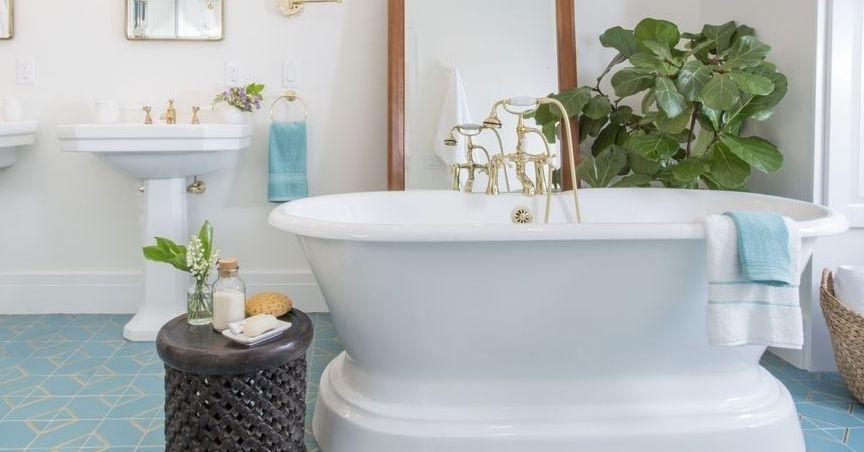 30 Creative Bathroom Tile Ideas You Ll Be Tempted To Try Unique Bathroom Design Tile Bathroom Bathroom Tile Designs