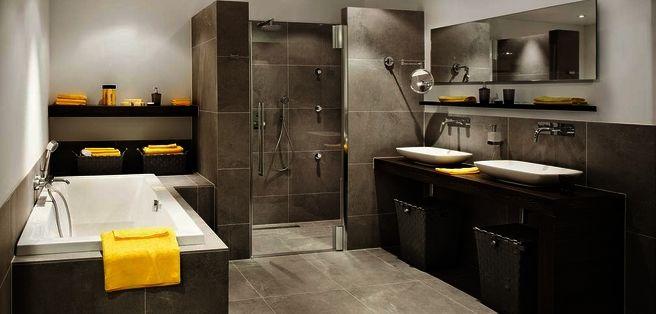 Douche voorbeeld/ Badkamer Caprera bij Brugman | New home ...