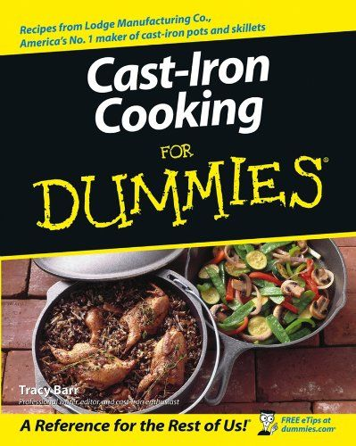 Best selling of Cast Iron Cooking For Dummies®