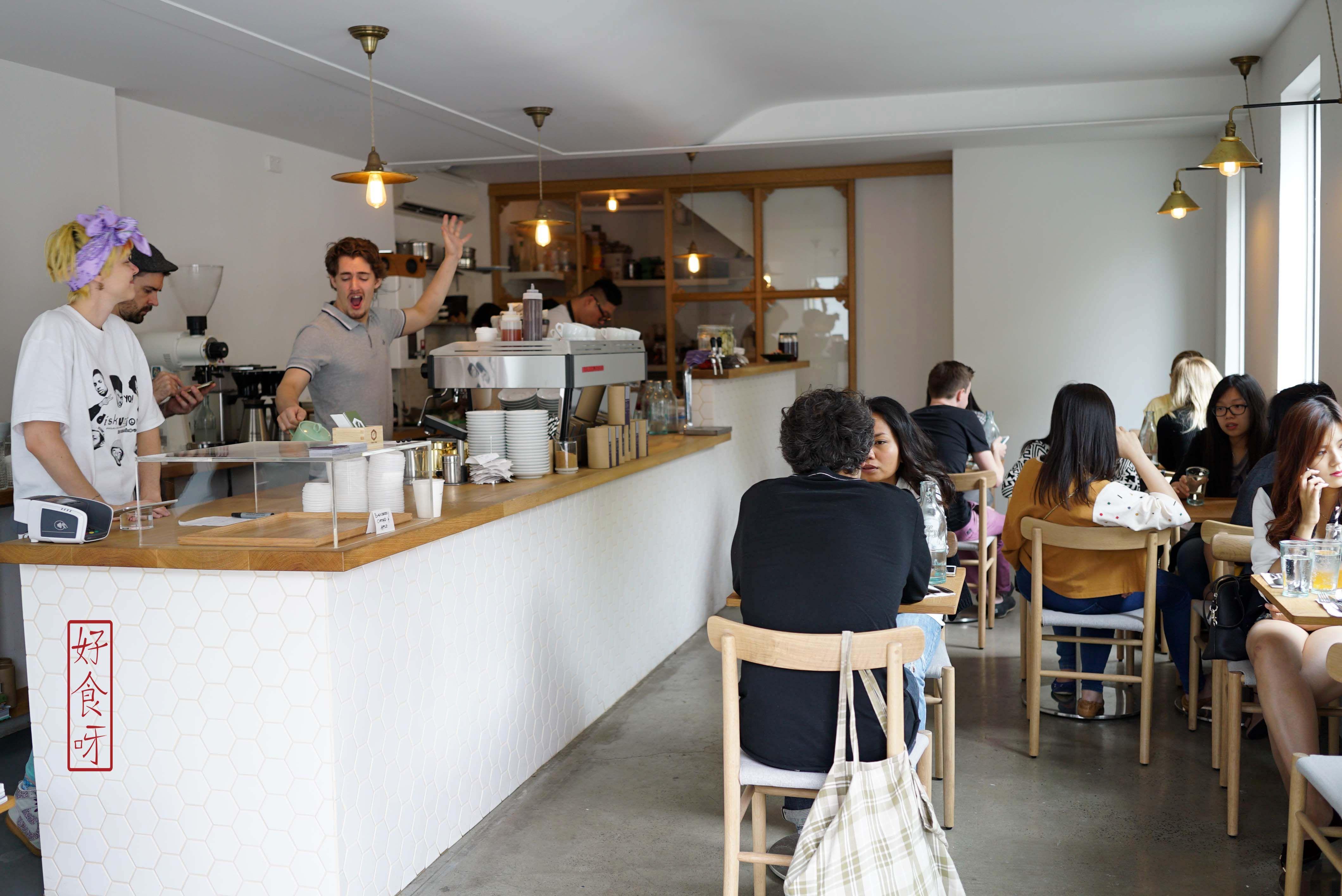 Kav Rna Bistro Edition Coffee Roasters, Sydney - Kav Rny