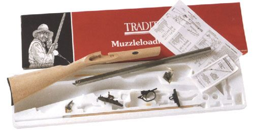 Traditions most popular percussion muzzle loader in a do it yourself traditions most popular percussion muzzle loader in a do it yourself kit solutioingenieria Gallery