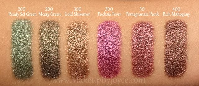 Review Swatches Maybelline Color Tattoo 24hr Cream Gel Eyeshadows Limited Edition Maybelline Color Tattoo Color Tattoo Swatch