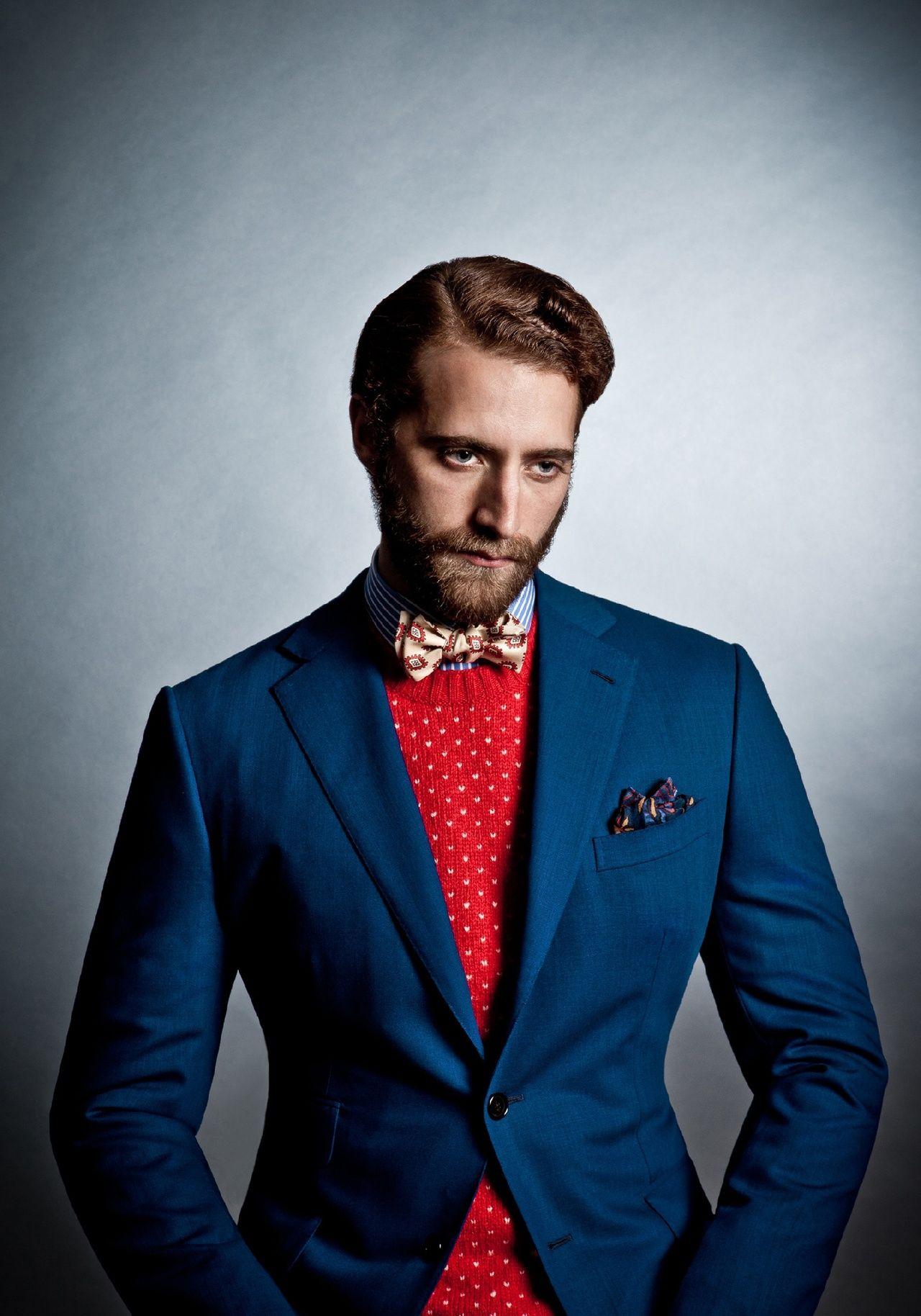 kuchenbaeckerin:   Max Hearne - Men&Fashion;