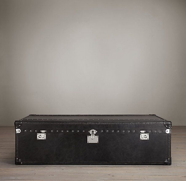 mayfair steamer trunk coffee table | house | pinterest | trunk