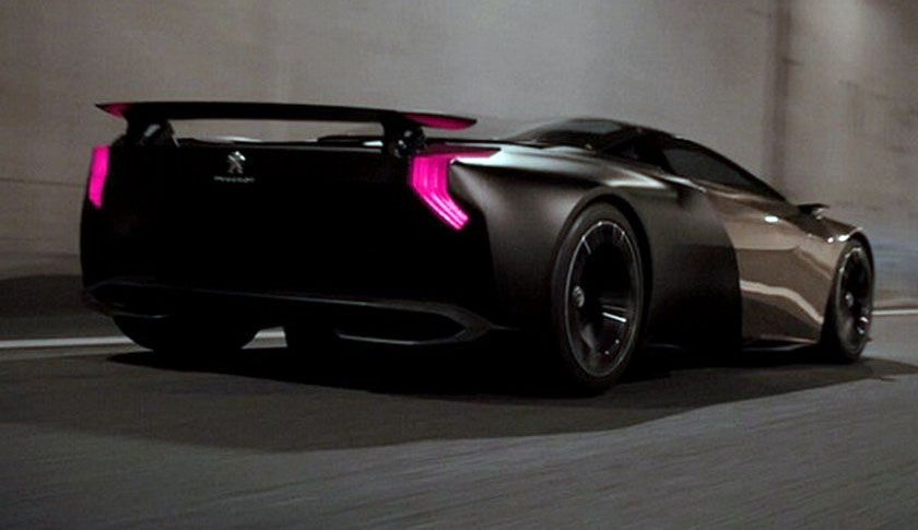 Peugeot Onyx Supercar Teased Ahead Of Paris Motor Show | Reviews | Prices |  Australian Specifications Design Inspirations