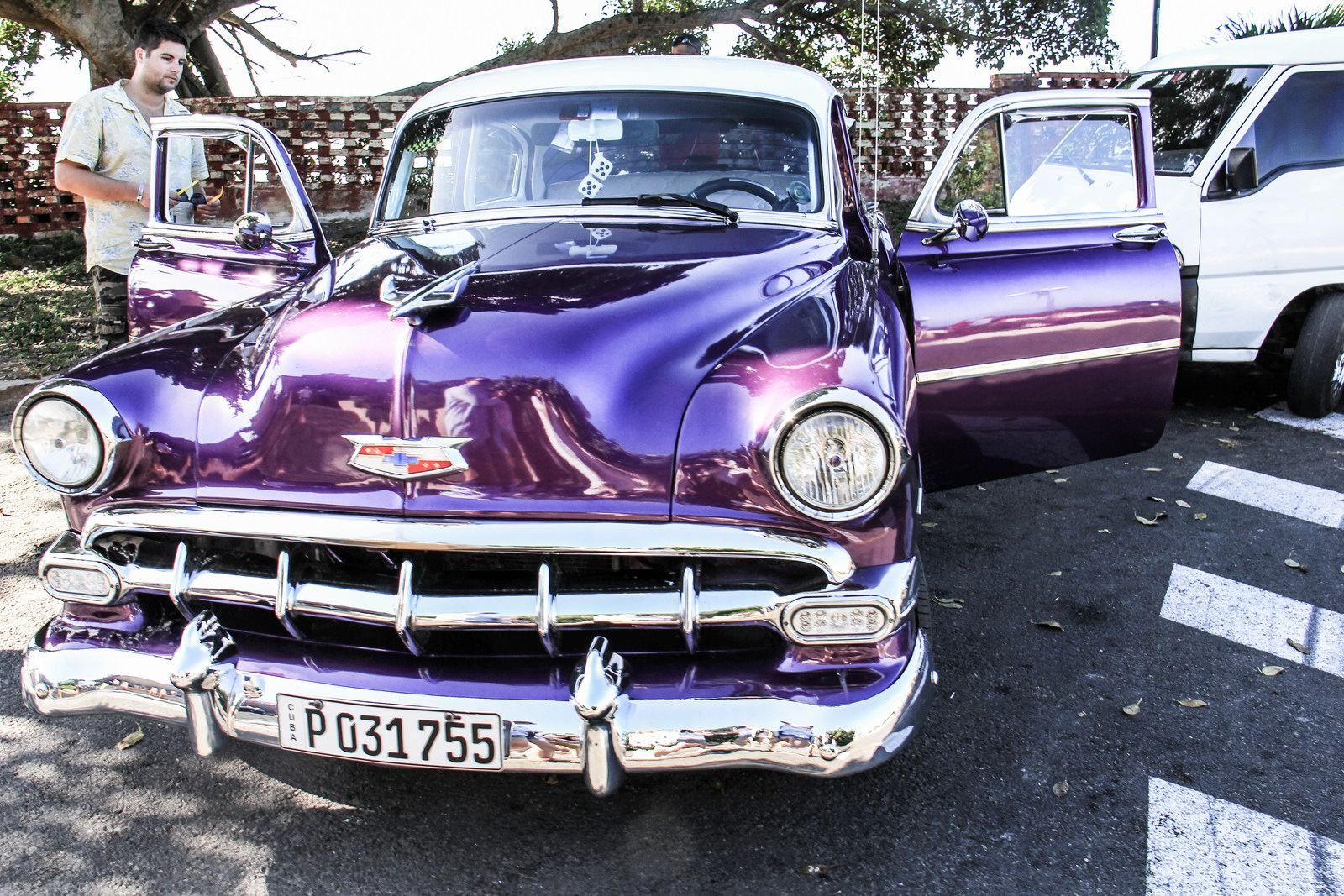 1954 Chevy Bel Air - Cuba | Bel air, Chevrolet and Cars