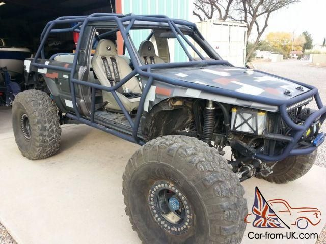 Rock Crawler Buggy Extreme Offroad 4x4 Cage Tube Chassis Off Road