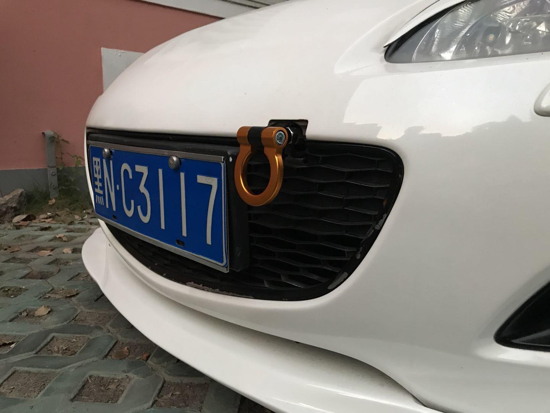 Fits 09-12 Mazda Miata MX-5 OE Style Front Bumper Lip Chin Spoiler