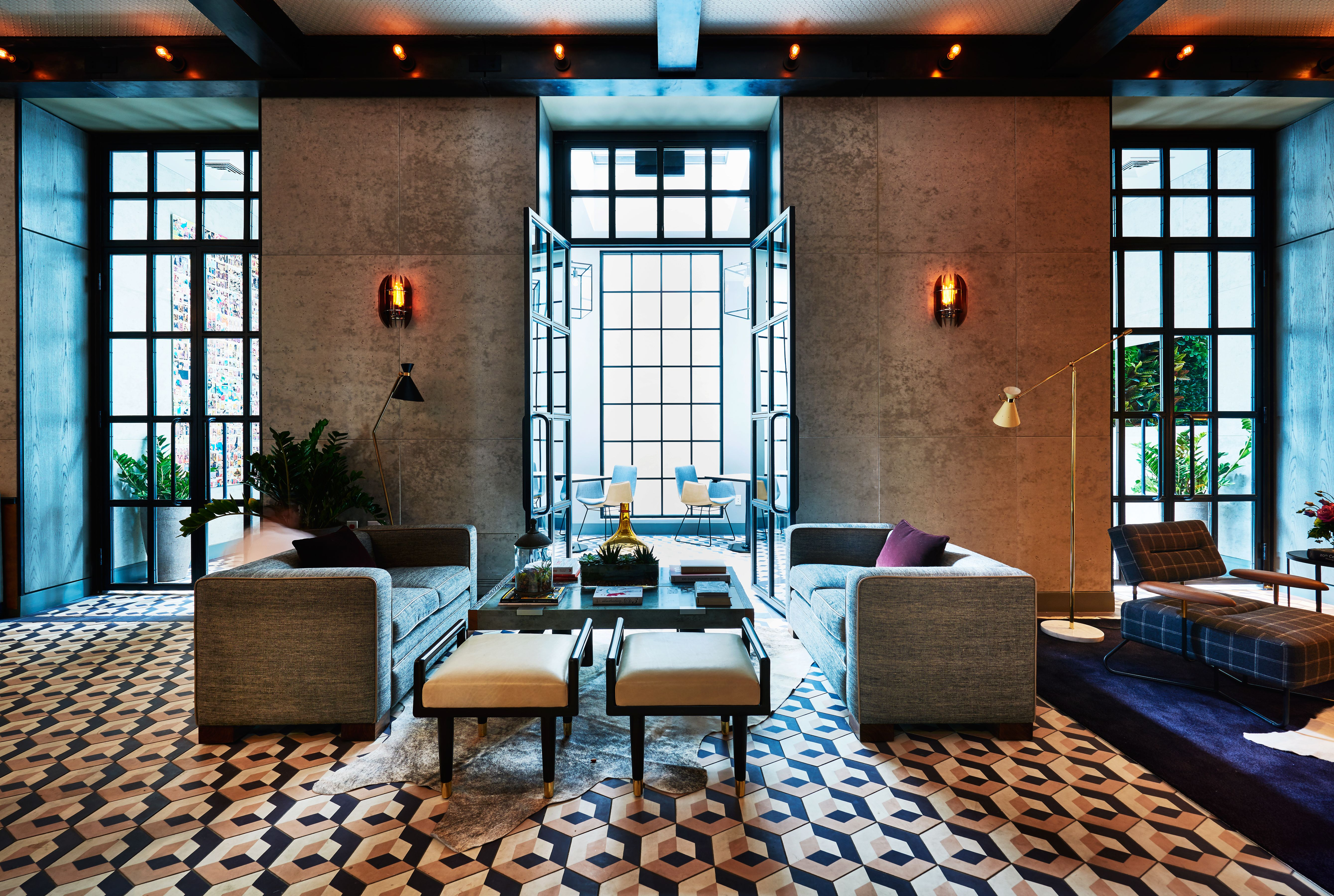 Sixty Soho Hotel A Stylish Boutique In The Heart Of Manhattan