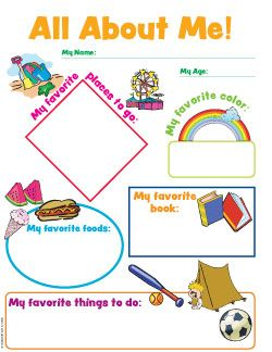 Worksheets Free Printable All About Me Worksheet 1000 images about all me on pinterest getting to know jungle theme and me
