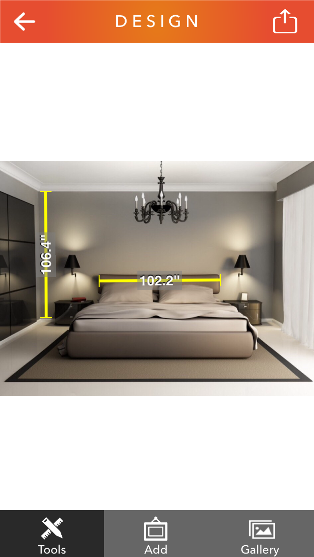 Bedroom Design App Fittzy App Allows You To Easily Measure Dimensions Of Objects