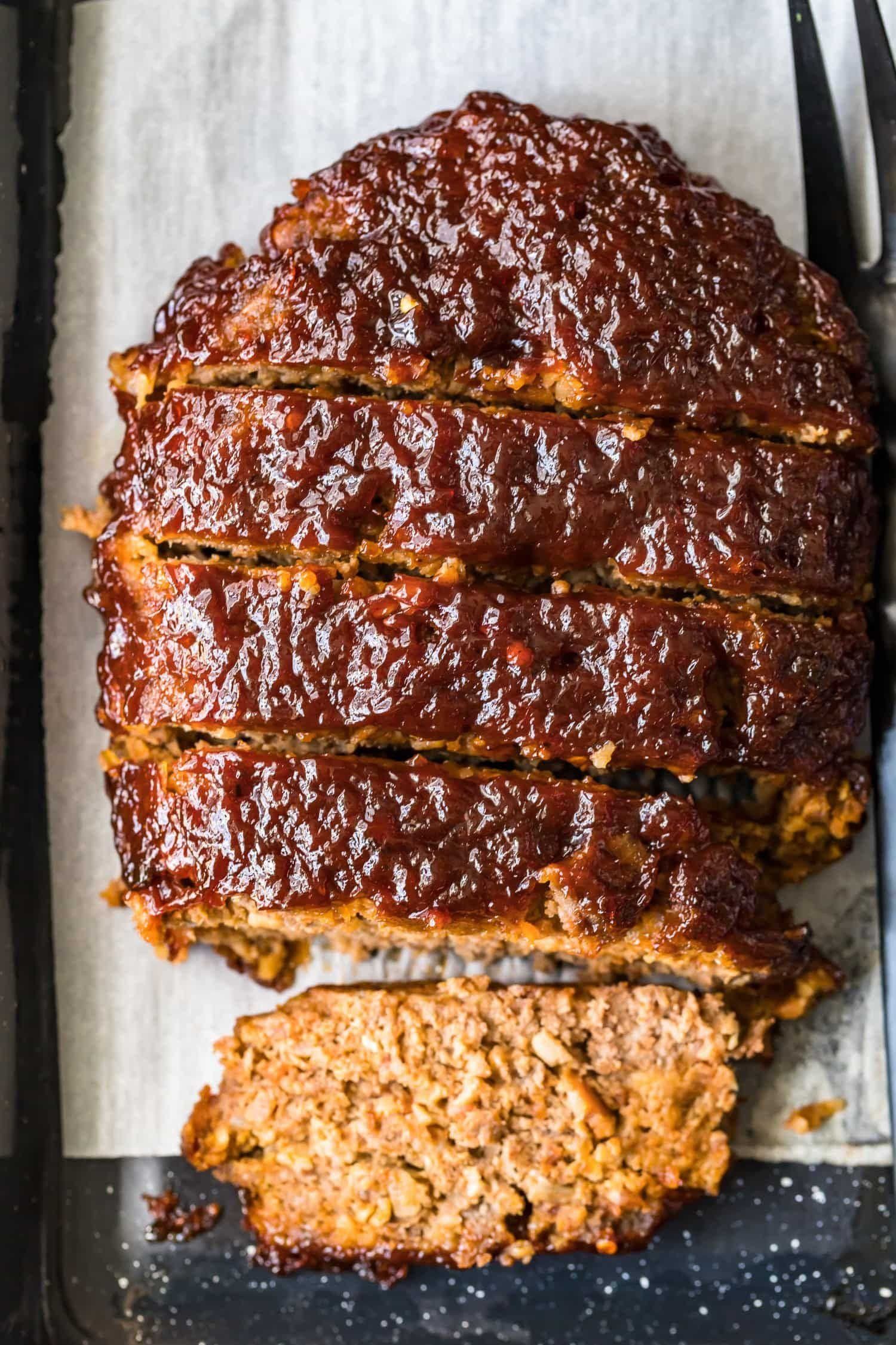 Bacon Infused Meatloaf - .delicious lunch amp dinner recipes. -