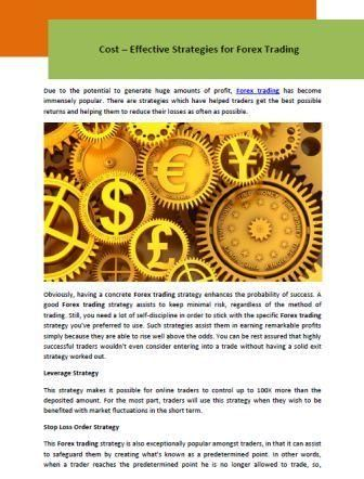 Global view forex trading tools gviq