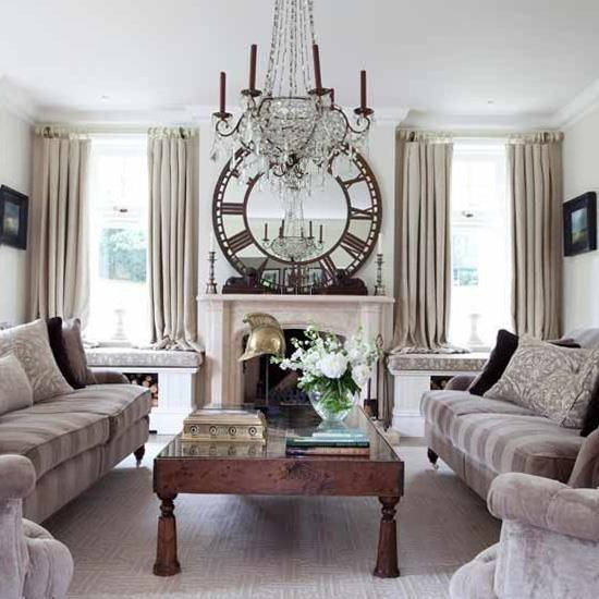 20 Bedroom Chandelier Designs Decorating Ideas: Chandelier In Living Room, Formal Living