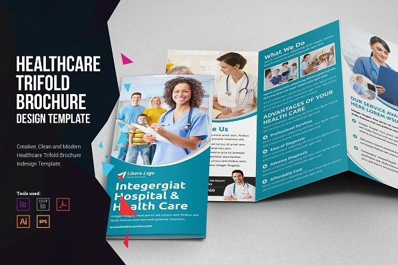 Image Result For Medical Brochure Examples Cambridge Pinterest